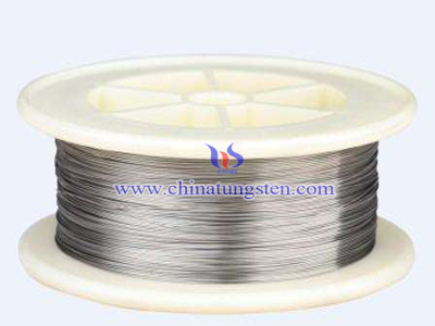 Cleaned Tungsten Wire Picture